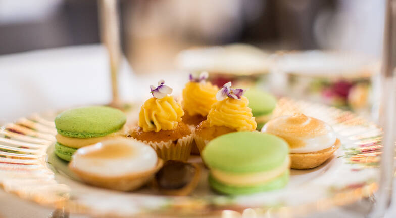 Traditional High Tea in Sydney CBD - For 2