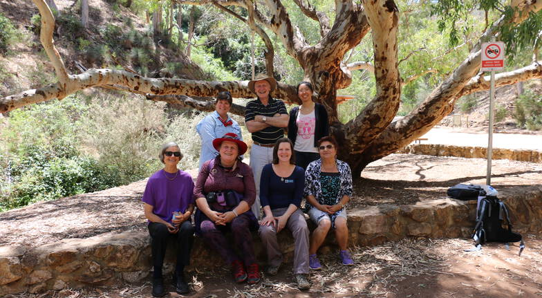 Guided Bushwalk with BBQ Lunch