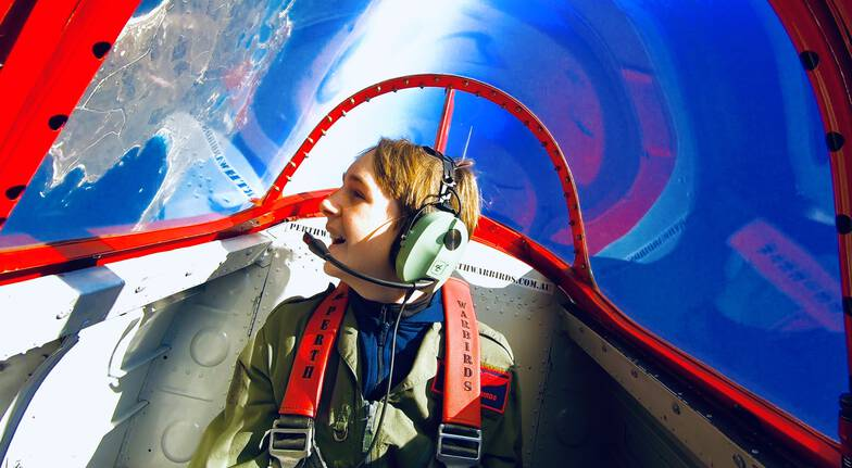 30 Minute Warbird Adventure Flight with Aerobatics