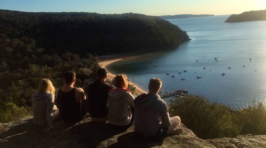 Sunrise Kayaking and Bushwalking Adventure - 2 Hours
