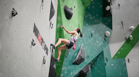 Indoor Climbing Double Pass with Gear Hire - For 2