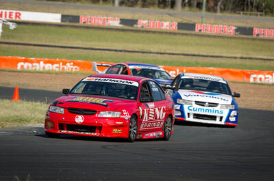 V8 Race Car Driving Experience