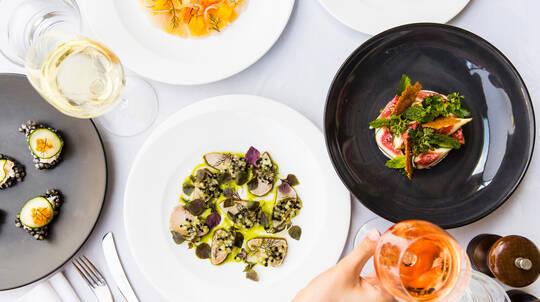 Otto Ristorante Six Course Seafood Degustation - For 2