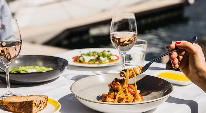 Otto Ristorante Nine Course Italian Degustation  For 2