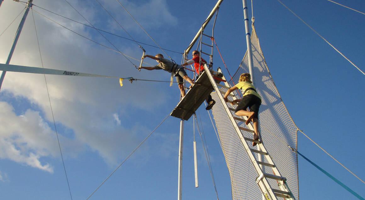 Flying Trapeze Workshop in Sydney - For 2