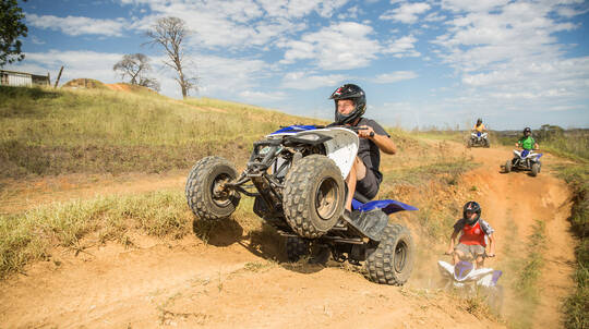 Sydney Quad Bike Adventure Tour - 45 Minutes