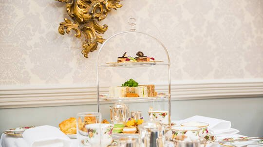 Traditional High Tea at The Tea Room - For 2
