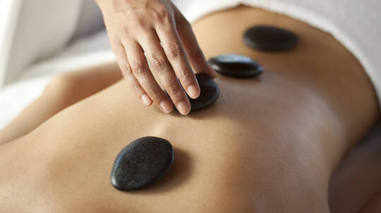 Wellness Facial and Hot Stone Massage - Robina