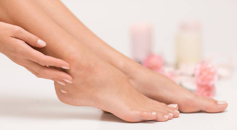 Facial, Hot Stone Back Massage and Pedicure - Robina North