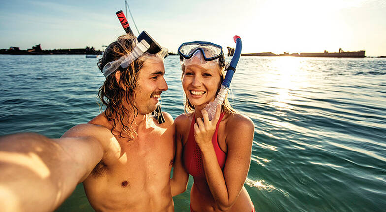 Best of Moreton Bay Cruise with Snorkelling, Lunch and More