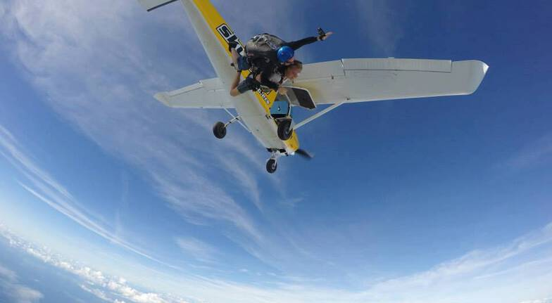 Skydive Over Fraser Island - Up To 15,000ft - Weekend