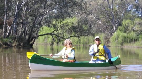 Kayak and Camping Getaway at McCoys Bridge - 2 Days