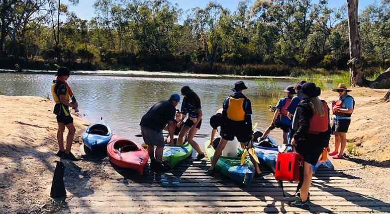 Kayak and Camping Getaway at Kanyapella  3 Days