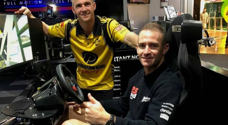 V8 Supercar Racing Simulation Experience