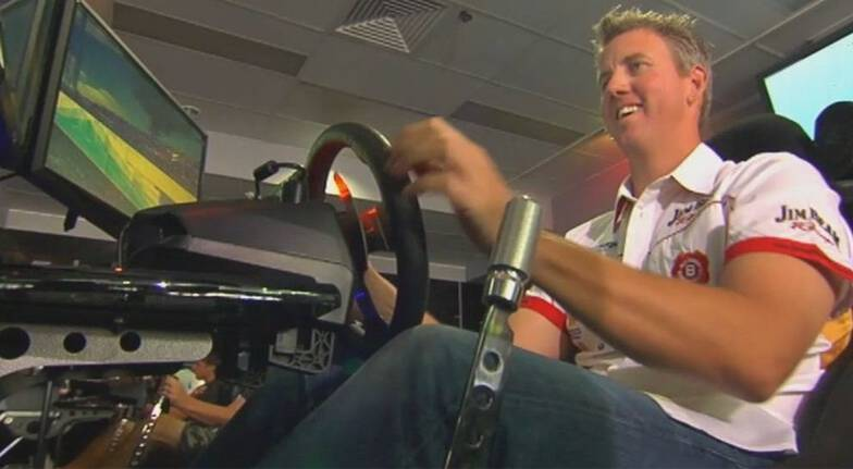 F1 Racing Simulation Experience