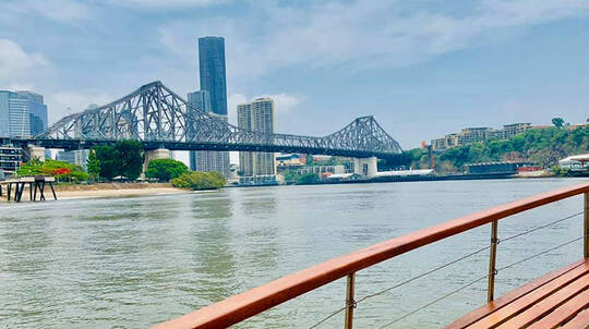 Brisbane River Cruise with Lunch at Breakfast CK Hotel