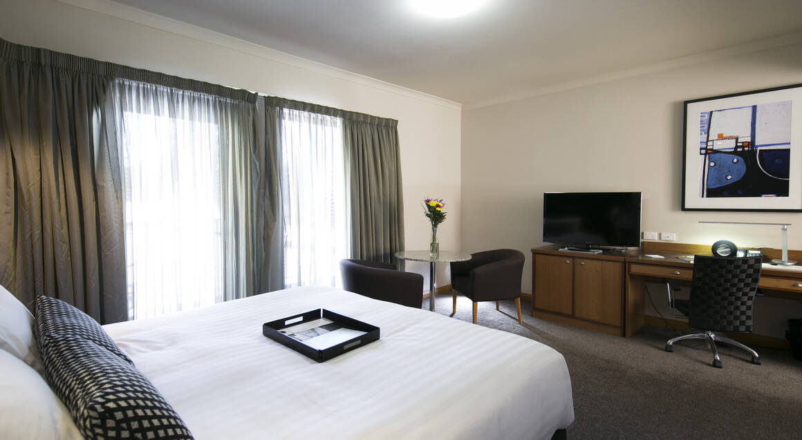 Overnight Staycation in Fremantle with Breakfast - For 2