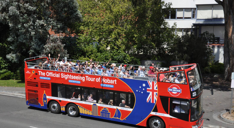 Hobart 24 Hour Hop-On Hop-Off Bus Pass