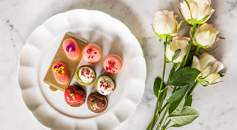 Quintessential High Tea at Hotel Realm  For 2