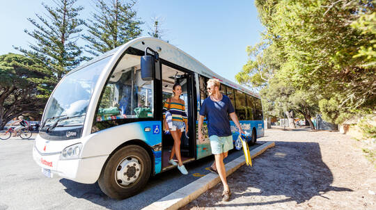 Rottnest Island - Ferry and Coach Tour - Perth