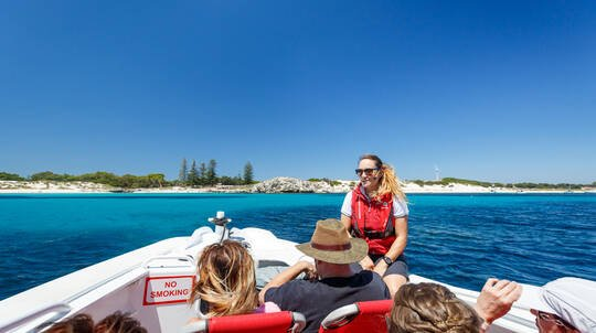 Rottnest Island - Ferry and Bike Hire - Fremantle