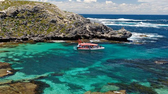 Ferry Ride, Bike and Snorkel Hire - Fremantle