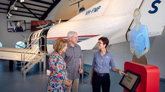 RFDS Darwin Tourist Facility General Entry
