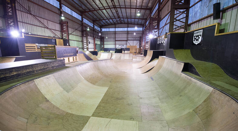 Private Indoor Skateboarding Lesson