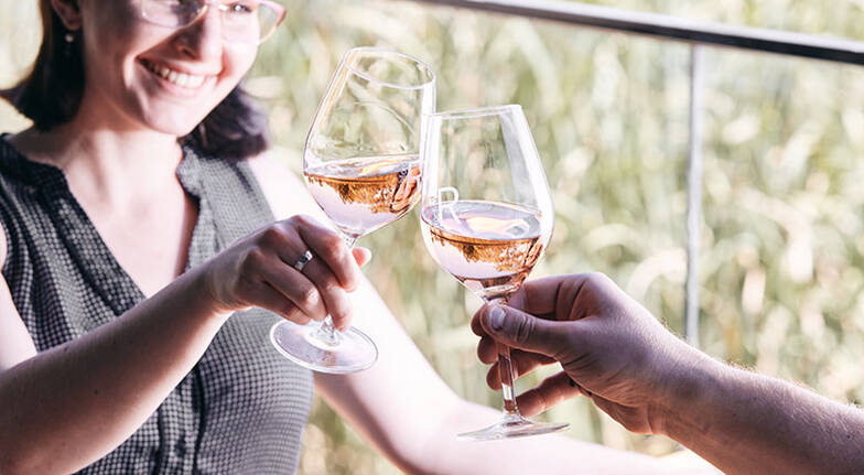Rochford Wines Wine Tasting and 2 Course Lunch - For 2