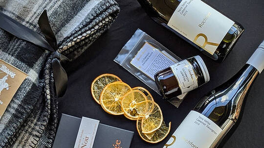 Mulled Wine Gift Pack by Rochford Wines