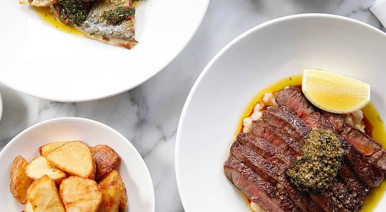3 Course Chef's Menu at Rosetta Trattoria - For 2