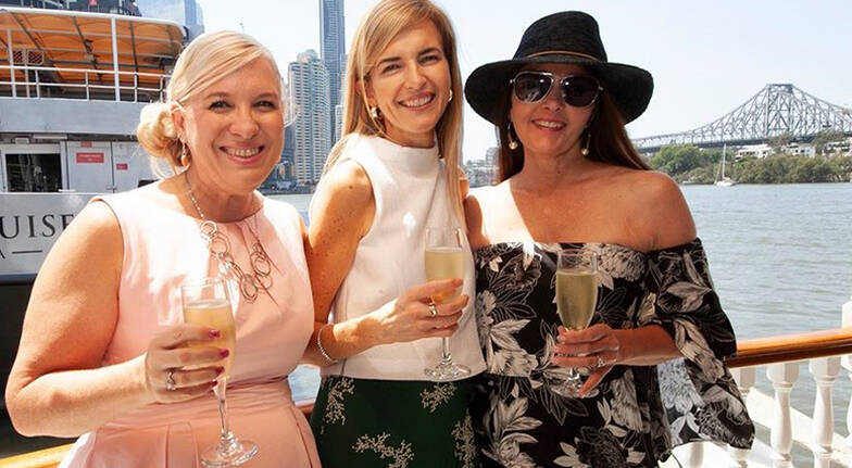 High Tea Cruise on the Brisbane River  For 2