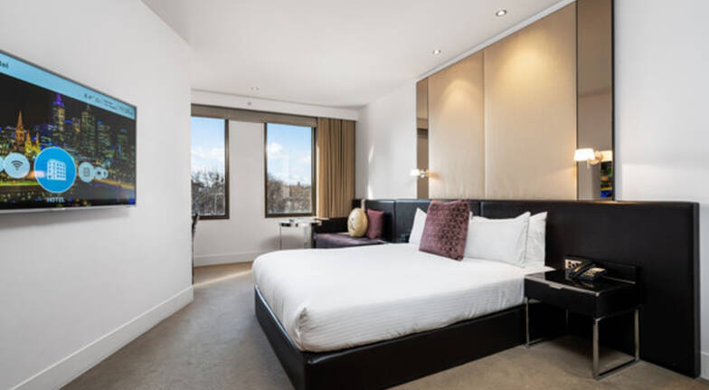 Overnight Weekend City Escape with Breakfast - For 2