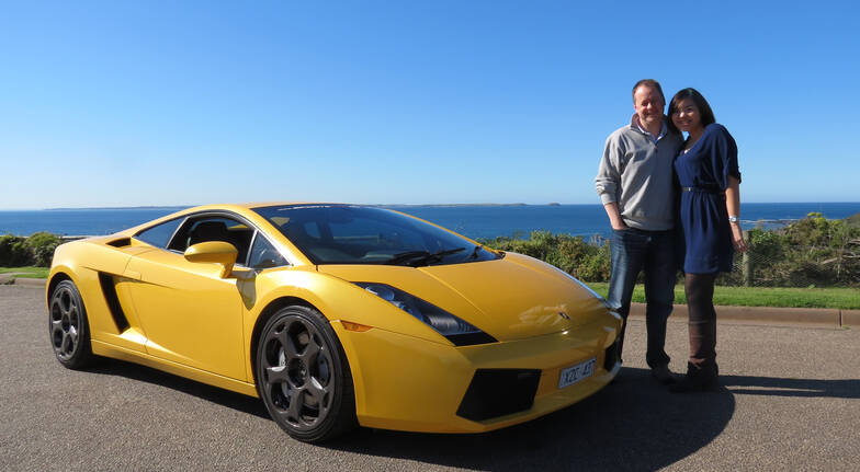 Lamborghini Joy Ride - Mornington Peninsula