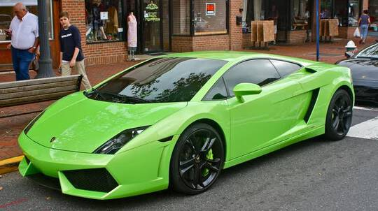 Lamborghini Ride in Melbourne - 15 Minutes