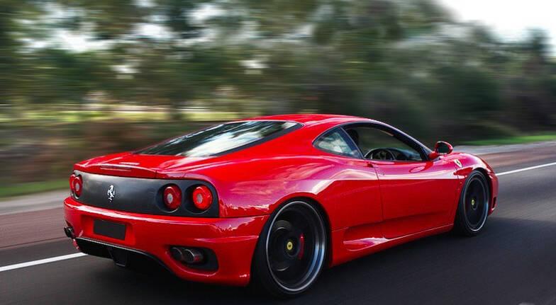 Ferrari Ride in Melbourne  15 Minutes