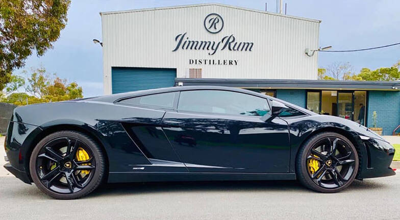 Drive a Lamborghini and Ferrari with Rum Tour  For 2