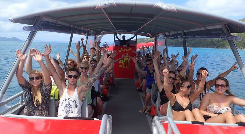 Whitsundays Thundercat Tour with Snorkelling and Lunch