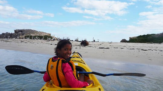 Shoalwater Islands Kayaking Day Trip with Lunch