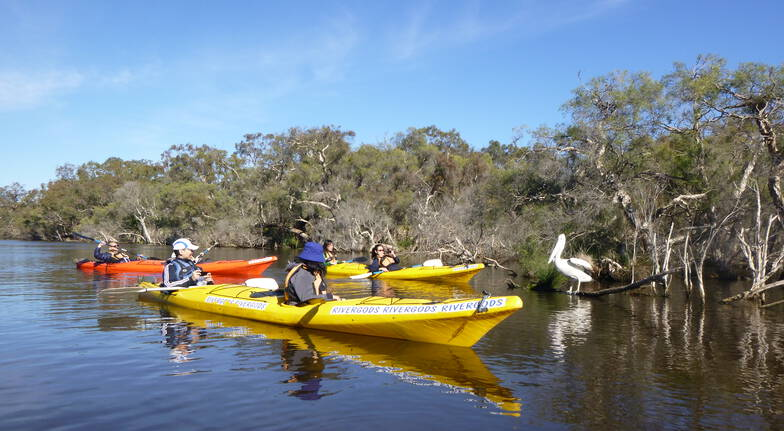 Double Kayak Hire - For 2