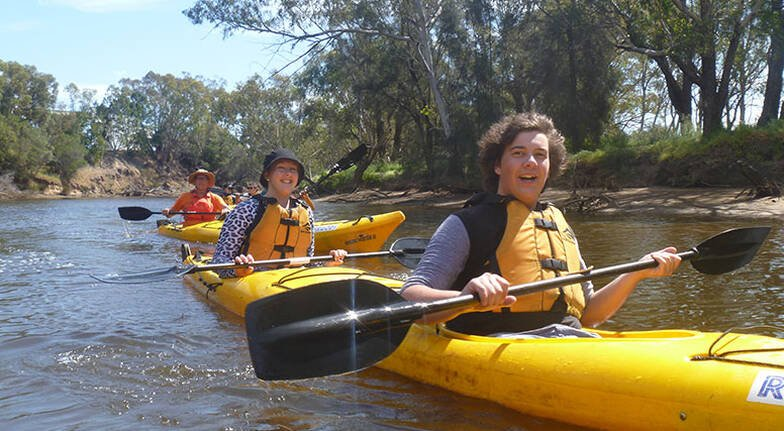 Swan River Guided Kayak Tour  Half Day