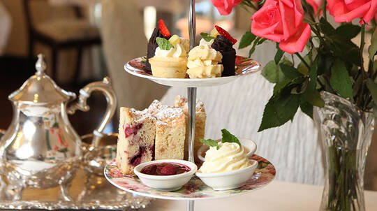 High Tea with Sparkling in a Heritage Location - For 2