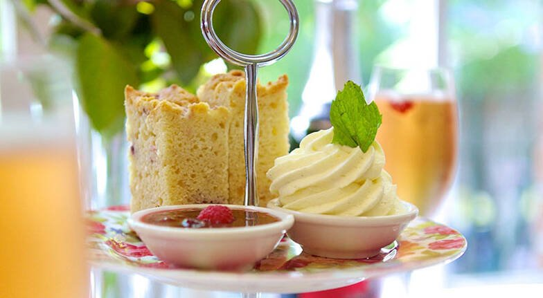 High Tea with Sparkling in a Heritage Location  For 2