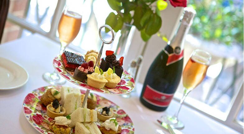 Chocolate High Tea with Sparkling  For 2