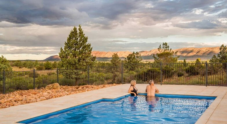 Overnight Eco Villa Stay with Breakfast and Wine  For 2