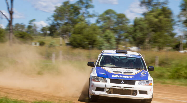Rally Driving 3 Hot Laps  Perth