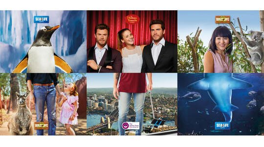 Sydney Attractions Pass - 4 Attractions
