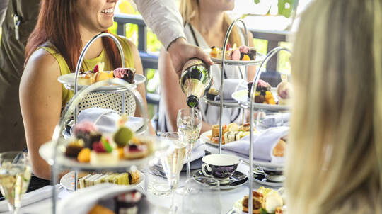 High Tea at Spicers Balfour Hotel - For 2
