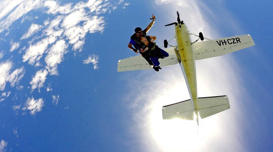 Tandem Skydive Over Newcastle - Up To 15,000ft - Weekday