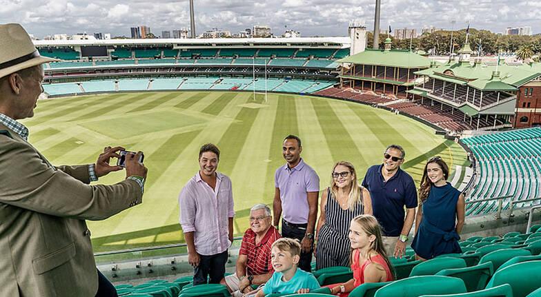 Behind the Scenes Tour of Sydney Cricket Ground